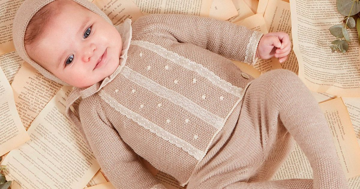 First winter sets for your baby