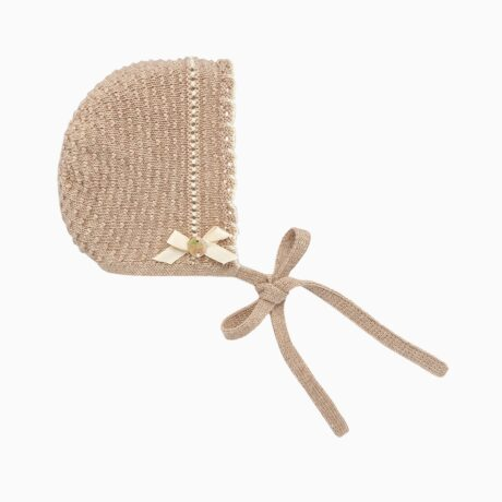 Baby Argo Hazelnut Knitting Set