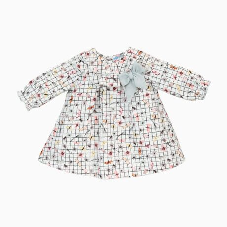 Baby Girl Dress Butterflies Pink