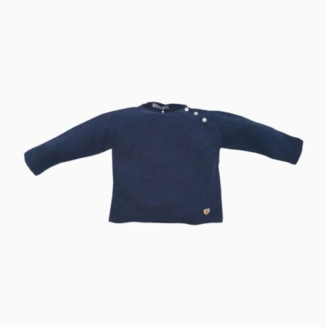 Blue Boy's Knit Sweater Bigore