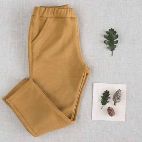 Caramel Jogging Trousers